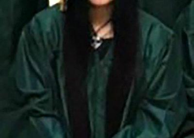 graduation photo of Bwey Paw