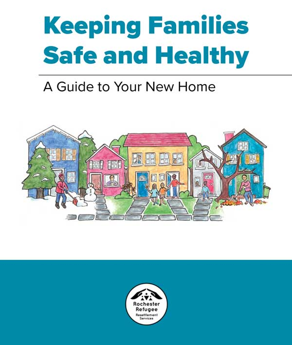cover image of book, Keeping Families Safe and Healthy